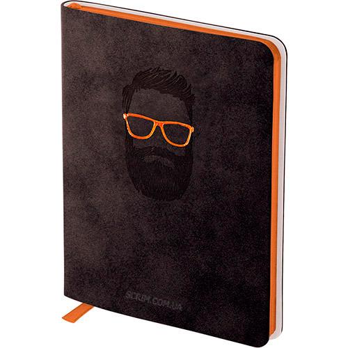 Записные книжки Нуба Софт А5-, цвет черный