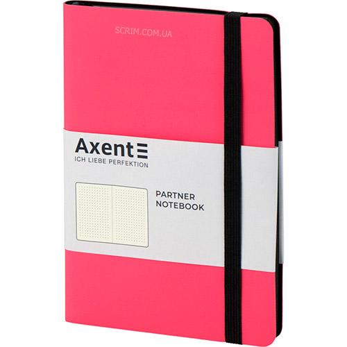 Записные книжки Софт А5-, цвет розовый