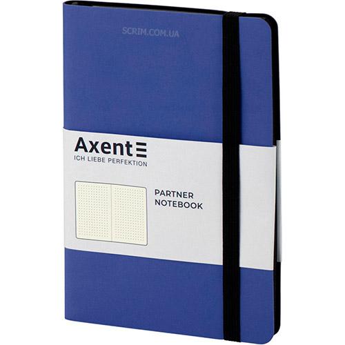 Записные книжки Софт А5-, цвет синий