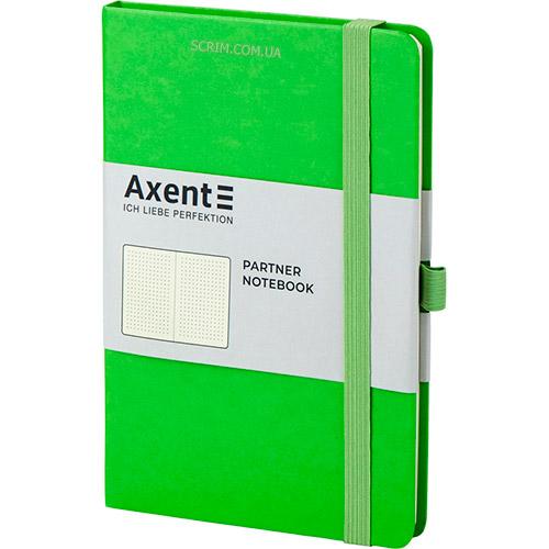 записные книжки PNL, цвет ярко-зеленый