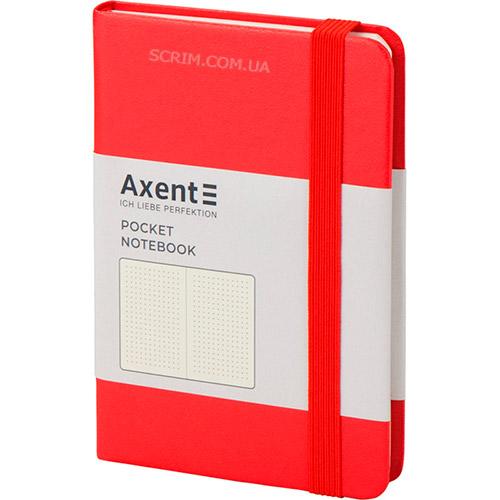 Записные книжки Партнер А6-, цвет красный